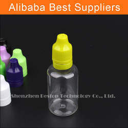 Food Quality Dropper White 30ml 15ml Clear Bottles Dropper Child With Long Thin Tip Resistent