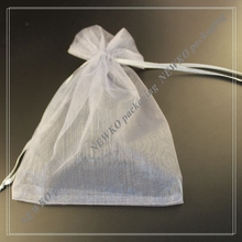 Best design organza tropical gift bags for jewelry