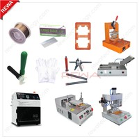 Air Bubble Remover,Glue Dispenser and LCD Frame Install Machine for LCD Refurbishment