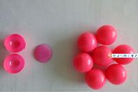 Paintball bullet gelatin 250bloom