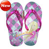 OEM accepted factory fancy design cheap outdoor slippers kids