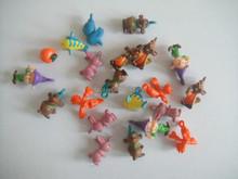 hot sale minion toy/miniature animals toy/2015 new design mini animal figure