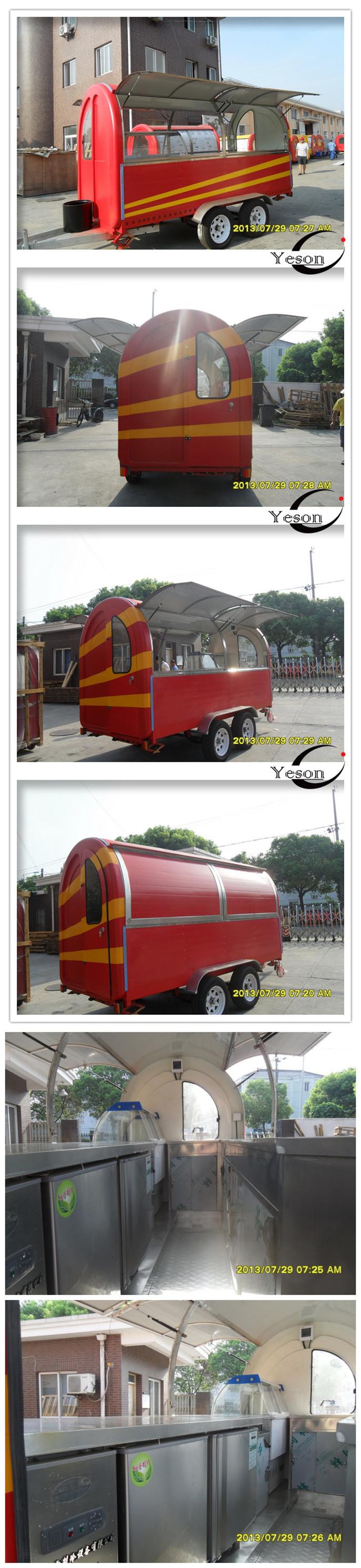 mobile Truck Trailer
