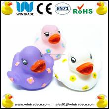 Logo Printing logo painting Bath PVC Ducks