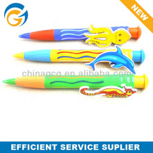 2013 Promotion Sea Animal Shaped Ball Pen
