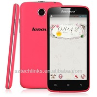 2014 Best Price 4.5 Inch Lenovo A516 MT6572 Dual Core Dual SIM RAM 512MB ROM 4GB Android 4.2 Smart Phone