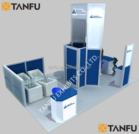 6m Aluminum Modular Stand for Fairs Easy to Install