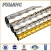 china supplier 201 304 316 welded stainless steel screwed pipe