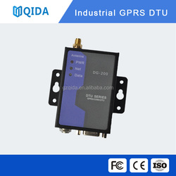 gprs DTU of PLC to connect remote transmission
