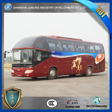 fantastic travel 50-55 seats coach bus for sale