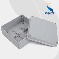 SAIP/SAIPWELL Manufacture 150*150*70mm ABS Enclosures IP65 Plastic Junction Box