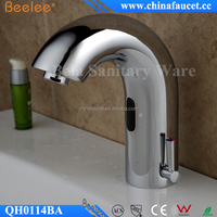 Monobloc Hands Touch Free Automatic Infrared Sensor Touchless Basin Mixer Tap
