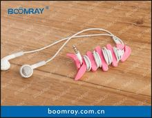 useful and cute cable headset connector music sheet holder
