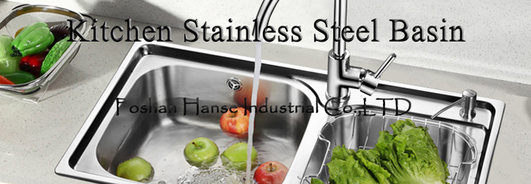 K-esr12050k Double Bowl Stainless Steel Sink With Drainboard/ 1200mm ...