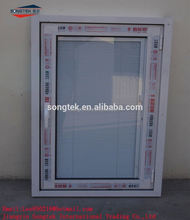 aluminum outward open window with double glazing from china