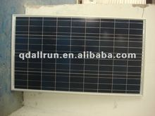powerful 100w 12v solar module