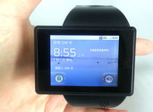 Newest Smart phone watch with Android 2.2 OS, WIFI, GPS, G-sensor