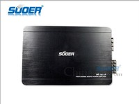 Suoer high power 4 channel mosfet car power amplifier