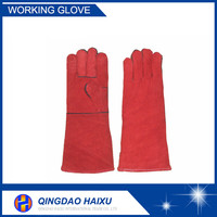 hand gloves manufacturers in china cheap work welding gloves