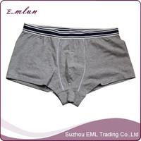 Wholesale nice design male 100 transparent underwear boxer