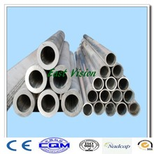 Large Diameter Customized Aluminum Pipe Fitting for Rivets Missle Components