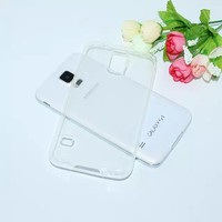 Crystal Clear Transparent Soft 0.3mm Tpu Case For Samsung Galaxy S5 S4 S6 Note 2 3 4 Silicon Gel Skin Cover