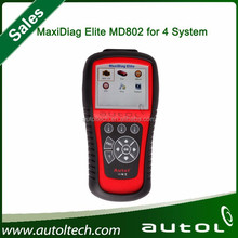 Original Autel Maxidiag Elite MD802 All system + DS Model Full System DS+EPB+OLS+Data Stream