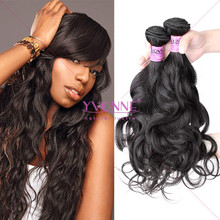 Beautiful supply high quality 5a natural wave peruvian hair