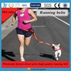 Outdoor Nylon Handsfree Pets Dog Running Jogging Leash with Belt