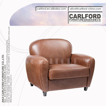 2015 Hot Sale Low Price imported genuine leather sofa