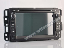 WITSON ANDROID 4.4 FOR GMC TAHOE CAR STEREO WITH STEERING WHEEL CONT WITH 1080P 1G DDR RAM 8GB 1.6GHZ FREQUENCY FLASH
