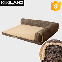 Various styles beautiful Pet bed for dogs with Superior quality