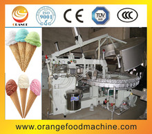Hottest sale!!! Automatic ice cream rolled sugar cone machine with high efficiency and factory price !!!
