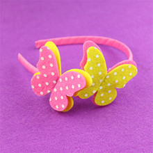 Bright colored latest mens hair accessories