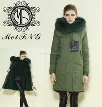 Mr Mrs winter fur parka italy luxury brand furs fashion