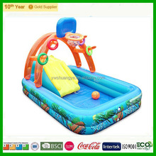 Hot Design Eco-friendly Large Inflatable Swimming Pool Game