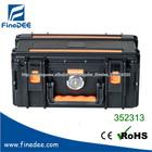 261513 impermeável storage case, maleta de ferramentas, caixa de plástico