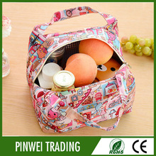 wholesale cheap promotion thermal insulate cooler bag, kids lunch bag