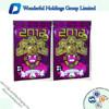 reusable smoke herbal incense bag with ziplock plastic bags 2012