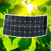 flexible solar panel/module 50w in china manufactor