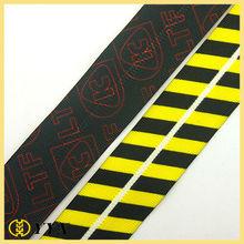 heat transfer printing yellow waterproof zipper