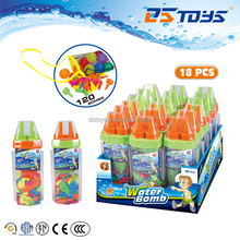 2015 Newest Summer Toys Water Balloon Set 18pcs