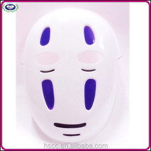 China Manufacturer Big Size Purple Anime No Face Cosplay Mask In Spirited Away