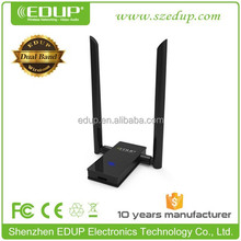 High speed 1200mbps Wireless Lan Network Adapters dual band usb network card for laptop EP-AC1605