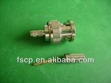 conector bnc macho engarzado bt3002 para cable