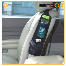 Wholesale car seat hanging bag, custom cheap car seat side pocket