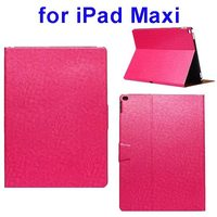 Hot Selling Magnetic Buckle Leather Case for iPad Pro with Card Slots