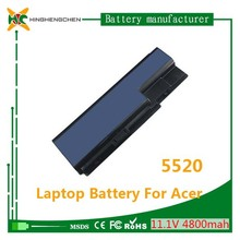 Replacement laptop battery for acer 5520 5230 5235 5310 5315 5330