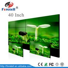 40 46 55 60 inch digital signage DVI/VGA/BNC LCD Video Wall