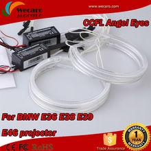 Belarus Hot Sale Car Lamp ccfl angel eyes ring e39 For BMW E39 1997-2003 5 Series